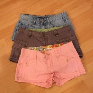 Pants - Bundle of shorts - Size 1